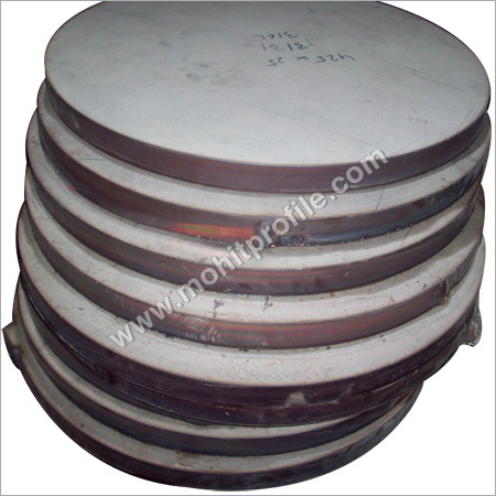 Stainless Steel Disc Circle