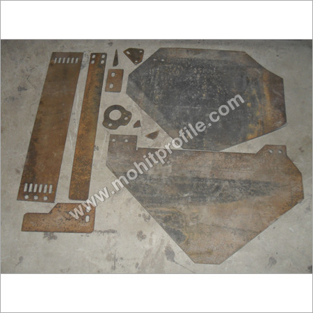 Profile Cutting SS Plate
