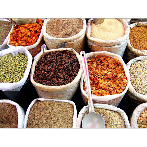 Raw Indian Spices