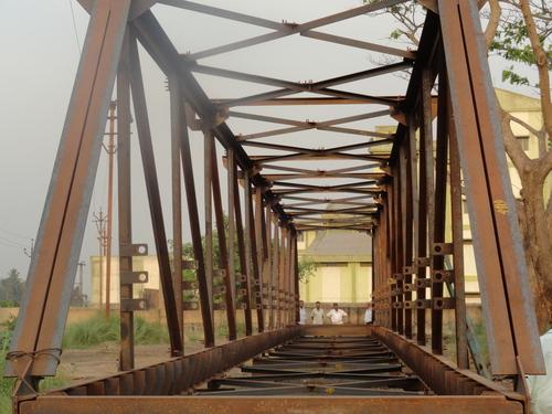 Steel Structural Bridge