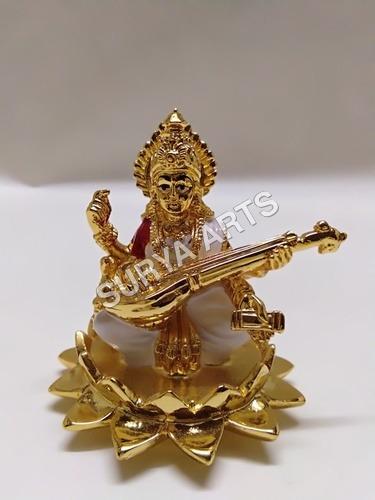 Dhanlaxmi Golden Statue