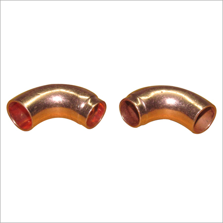 Refrigeration Copper Butt Weld Fittings
