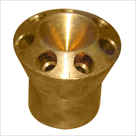 7 Hole Refrigerant Brass Distributor