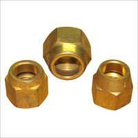 Refrigeration Brass Flare Fittings