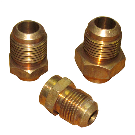 Brass Half Union