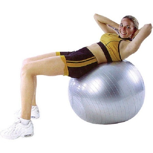 EXERCISE GYM BALL 95 CM WITH PUMP
