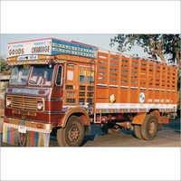 6 Wheels Truck Body