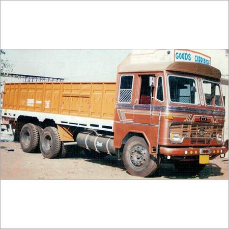 10 Wheels Truck Body