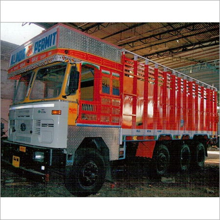 Fabricated Truck Bodies