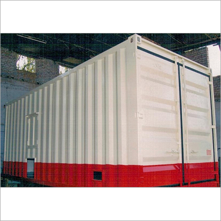 Prefabricated Bunkhouse