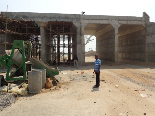 RUB at Tarkeswar-Bisnupur.Sec no.4.Bridge no.66