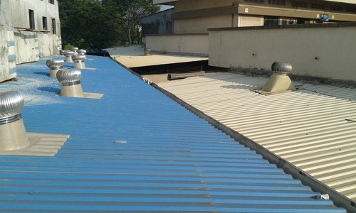 MS Roof Air Ventilator