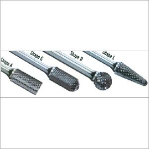 Solid Carbide Burrs