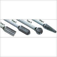 Solid Carbide Burrs