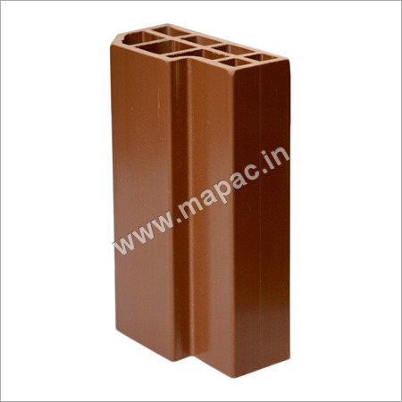 WPC Golden Brown Door Frame