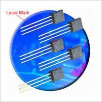 Electronic Components Laser Marking