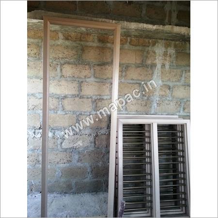 Fireproof WPC Door Frame