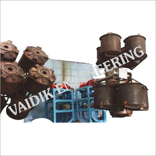 Bi Axial Rotomoulding Machine