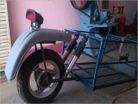 Custom Motorcycle Trailer