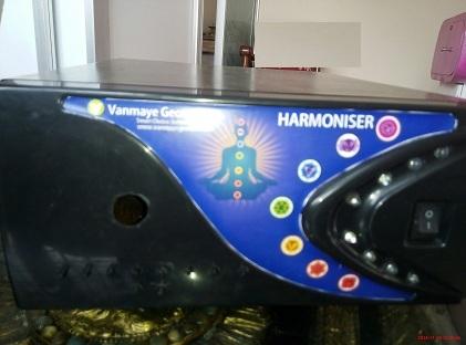 7 Chakras Healing machine