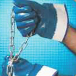NITRILE COATED HEAVY Hand Protection