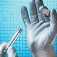 NITRILE COATING ON Hand Protection
