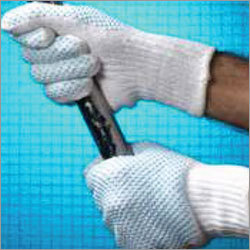 PVC DOTTED POLY Hand Protection