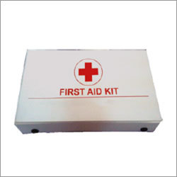 Vinyl First Aid Box