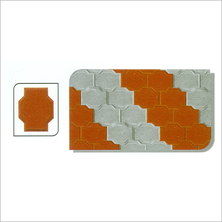 Interlocking Paver Star Block