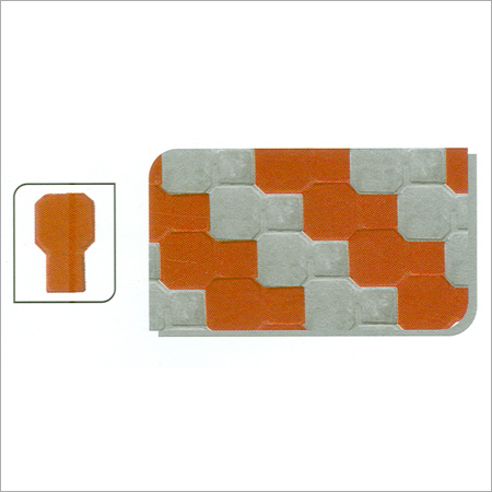 Interlocking Paver Stone Block