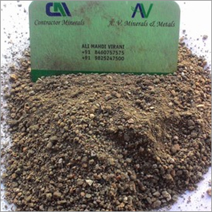 Raw Bentonite Granules