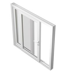 Sliding Upvc Windows