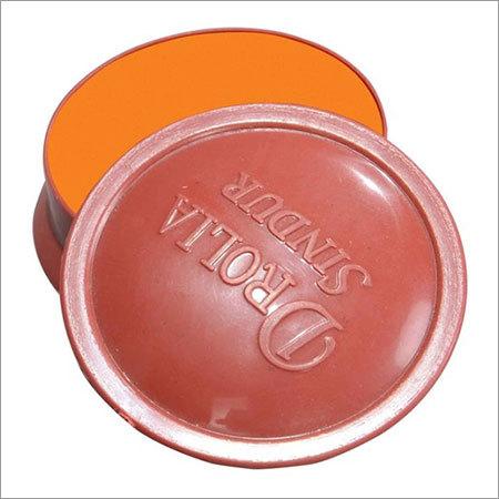 Orange Colour Sindoor