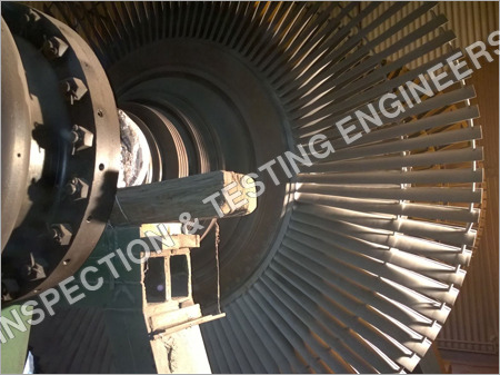 Rotor Inspection Services