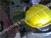Ultrasonic Testing Of Bearing