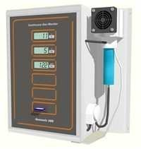 Economical on-line stack emission analyzer