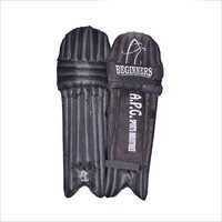 APG Black Cricket Batting Pads For Beginners