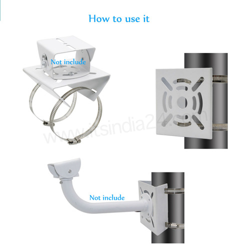 CCTV  Pole Stand