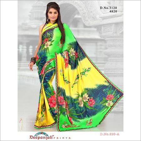 Attractive Designer Sarees