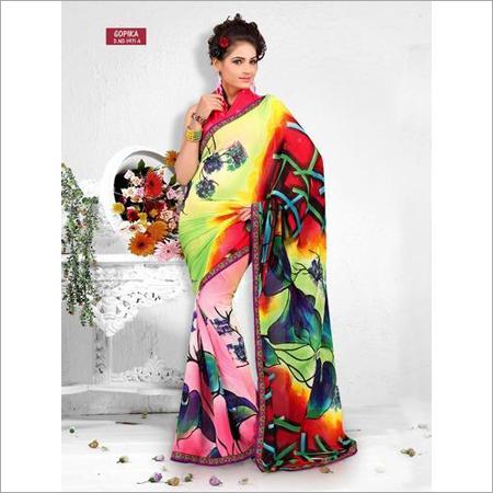 Fancy Indian Ethnic Saree