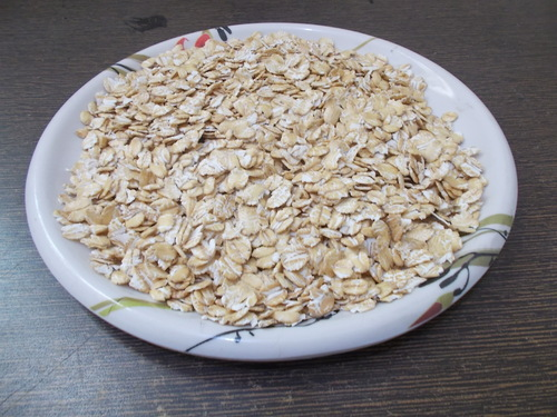 Rolled  Wheat Flakes 0.9MM
