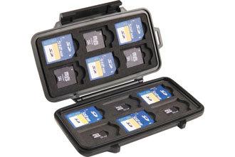 Camera Memory Card Case