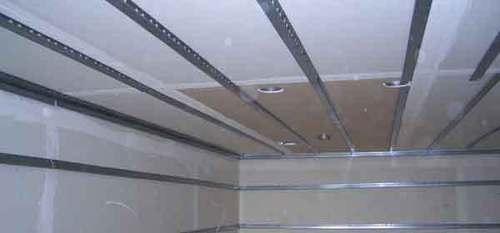 False Ceiling Channels
