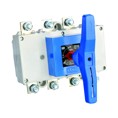 Heavy Duty Switch Disconnector With Hod