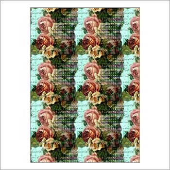 3d digital printed fabric