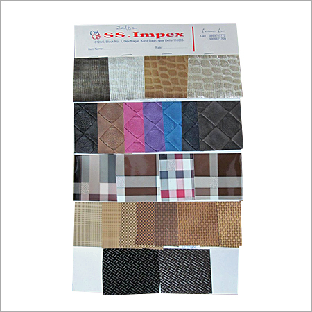 Artificial PU Leather