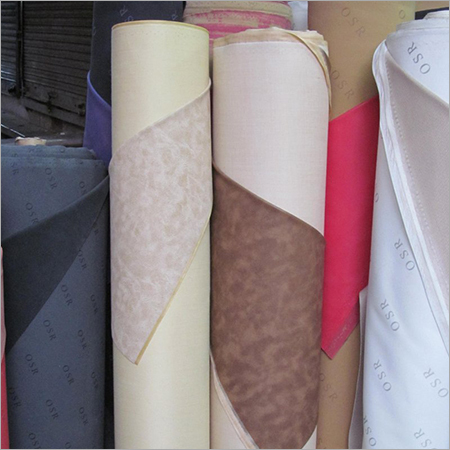 PVC Leather Fabric
