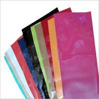 Colored Synthetic Leather