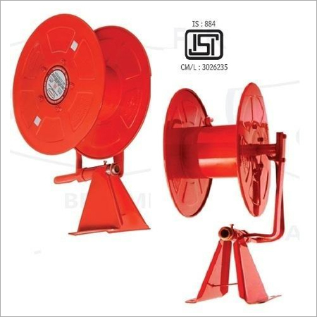 MS Hose Reel Drum