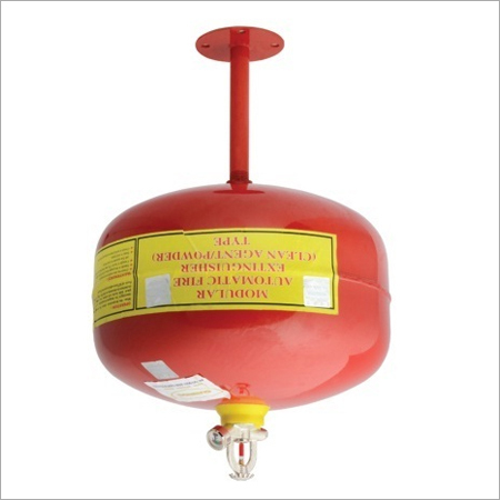 Automatic Modular ABC BC Clean Agent Fire Extinguishers